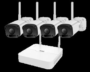 wifi nvr kit-BL